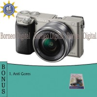 harga Sony Alpha 6000 Lensa 16-50mm Silver Tokopedia.com