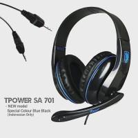 HEADSET GAMING SADES T-POWER SA 701