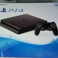Jual Playstation 4 Slim 500 GB [Second] Kondisi Mulus 99.9% Murah