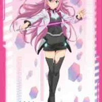 "Chara Sleeve Coll Matte ""Gakusen Toshi Asterisk"" Julis (No.MT201) Pack"