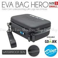 Jual GoPro Hero Small Bag EVA Tas Waterproof Case Xiaomi Yi- Brica - SJCAM Murah