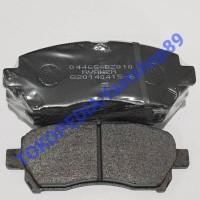 Kampas Rem Depan Brake Pad Front Toyota Avanza Non Asbestos Best