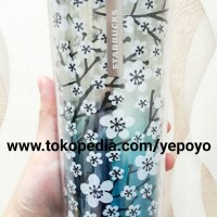 Jual Starbucks Tumbler Sakura Blue Original Murah