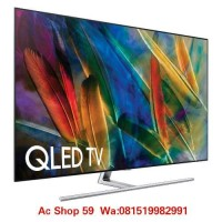 TV QLED SAMSUNG QA55Q7F 55 INCH QLED UHD 4K SMART HDR1500 LED TV FLAT