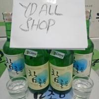 Jual Soju Minuman Korea / Cham Joeun / Cham Jeoun / Minuman Import / Vodka Murah