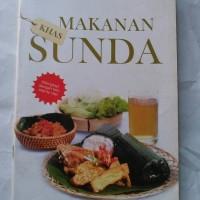 buku kuliner resep masakan makanan khas sunda
