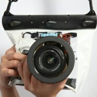 Mirrorles DSLR SLR Case Camera Waterproof Under Water Canon Nikon Sony
