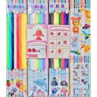 Kokoru Stripe Color Corrugated Paper (Ichi, Ichigo, Ichiro)