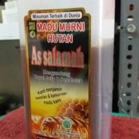 Madu Assalamah Hutan 1kg.