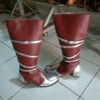 sepatu mayoret drumband