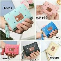 Jual dompet wanita pandora wallet mini import cewek korea jimshoneyoriginal Murah