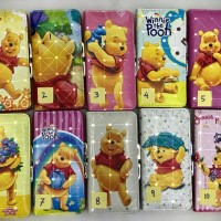 Jual Dompet wanita serial Winnie The Pooh/lucu/simple/menarik/kado Murah