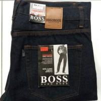 celana jeans panjang pria HUGO BOSS 33-38