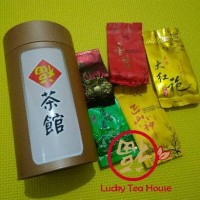 Teh cina (chinese tea) tester (pu er, oolong, tie guan yin) hadiah