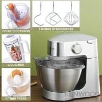 Kenwood KM 266 Prospero Kitchen Machine Stand Mixer KM266