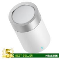 Jual Bluetooth Speaker Portable Xiaomi Yin Xiang 2 Round Steel - Putih Murah
