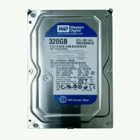 "hardisk 320gb wd blue 3'5"" internal cctv/pc"