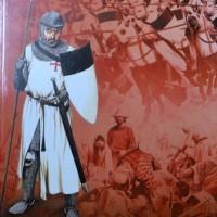 Buku Ksatria Templar 1120-1312 (Osprey Seri Petarung:)