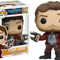 Jual Funko POP! Marvel - Guardian of The Galaxy Vol 2 - Star Lord Murah