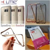 LG K8 2017 Ume Electropaint Case Soft case Silikon Case Cover Casing