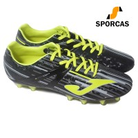 HARGA SPECIAL-SEPATU BOLA JOMA SUPERCOPA 701 FG-Black Firm Ground