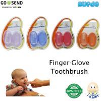 IQ Baby Finger Glove Toothbrush Sikat Jari Gigi dan Lidah Bayi