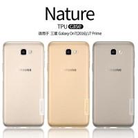 Soft Case Samsung Galaxy J7 Prime (On7 2016) Nillkin Nature TPU