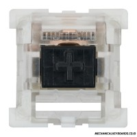 Outemu Black SMD RGB Switch (Linear - Plate Mount)