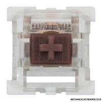 Outemu Brown SMD RGB Switch (Tactile - Plate Mount)