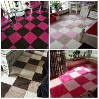 Jual carpet karpet puzzle soft busa unik Murah