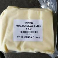 Jual Keju mozzarella perfetto 1kg (vacum pack) Murah