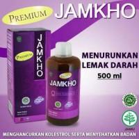 JAMKHO 500 ML | GRATIS 1 botol jamkho 100 ml | obat kolesterol