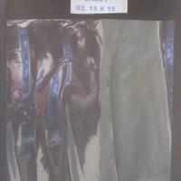 Plastik Bening Lembaran Kue Talam & Pepe 15x15cm