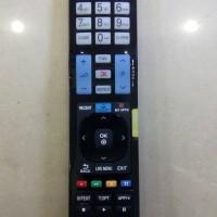 Jual REMOT/REMOTE TV LG LCD/LED/PLASMA SMART 3D/3DIMENSI AKB73756565 ORI Murah