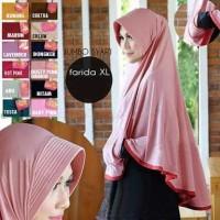 Jilbab Bergo Syari Pocket Mini - Hijab Model Bergo Syari Jersey Zoya