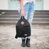Jual Tas Ransel Backpack Mini Wanita - Rayleigh New Finch Black Murah