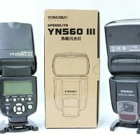 FLASH SPEEDLITE YONGNUO YN-560 III FOR NIKON N CANON