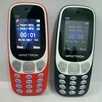 harga Handphone Maxtron C22 Mirip Nokia 3310 Terbaru Kuat Dan Handal Tokopedia.com