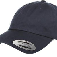 Jual Topi Dad Hat [6245CM] Low Profile Cotton Twill Dad Hat [Original] Murah