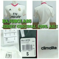 Real Madrid Training 2014 Size S Original Asli 100%