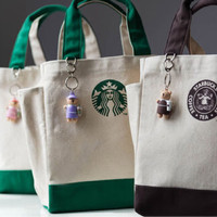 Bearista Starbucks Tote Bag