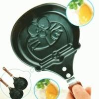 Jual Promo !! Teflon / Frying Pan Karakter Hello Kitty, Doraemon, Pooh Dll Murah