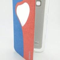 MEIDELI Flip Case Mirror For Samsung Galaxy Grand Duos