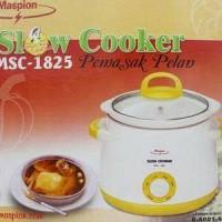 Slow Cooker MASPION MSC 1825