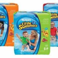 Jual Huggies Little Swimmers (Pampers Khusus utk Renang) Murah