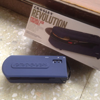 Turntable Portable Crosley Revolution