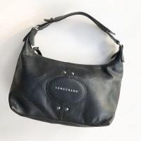 Longchamp Quadri Shoulder Bag Black