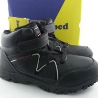 TERLARIS Sepatu sekolah anak, sepatu sekolah Homyped X-Men 05 B Black