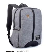 Tas Ransel Backpack Denim 530-08 Asli Bandung Murah d68d2b5d06
