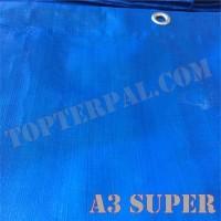 Terpal Plastik A3 SUPER Ukuran Custom - Terpal Plastik A3 SUPER Murah